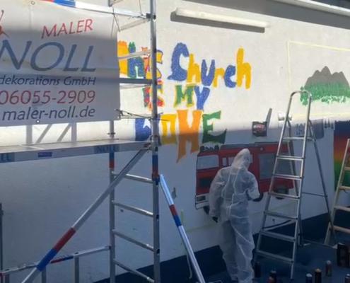 Maler Noll Graffitikurs Video Thumbnail